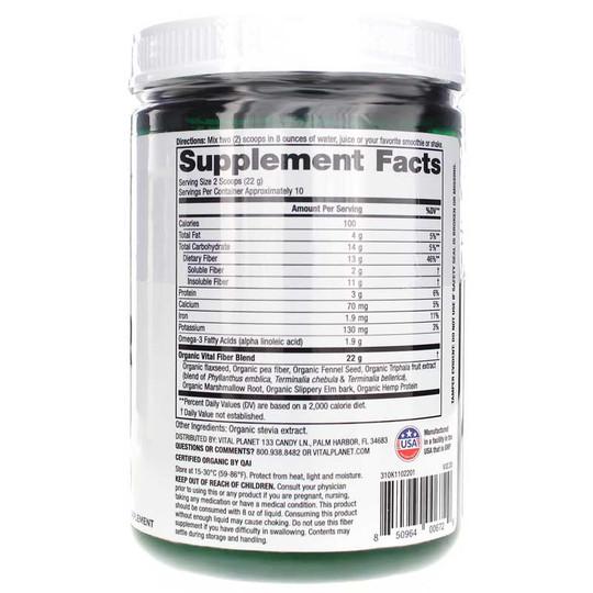 Vital FIBER Organic