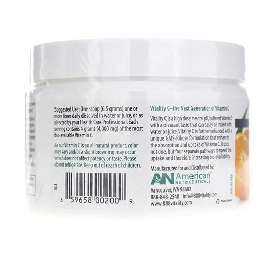 Vitality C Vitamin C Powder