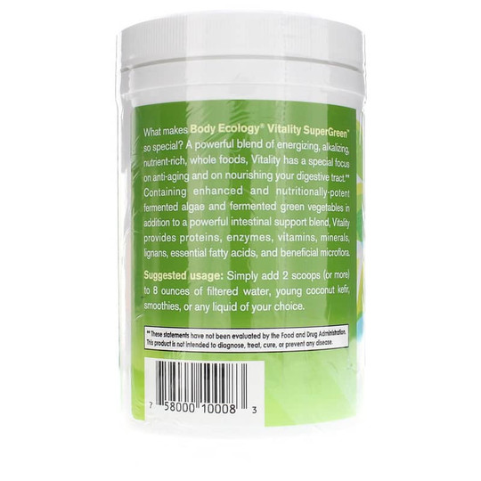 Vitality Super Green Powder