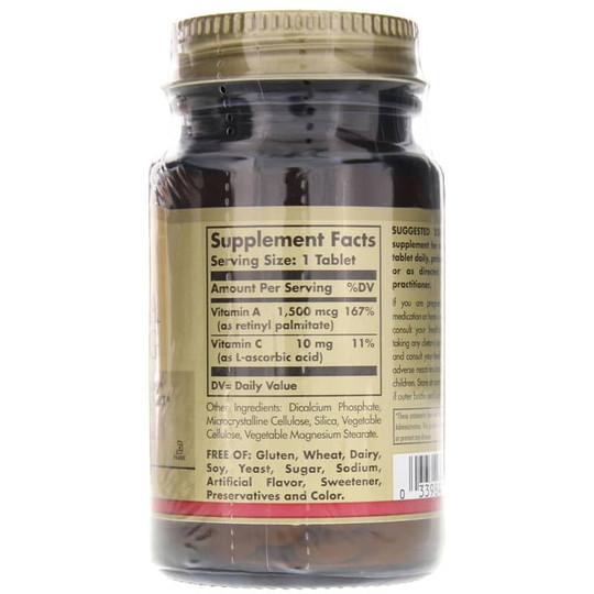 Vitamin A 1500 Mcg Dry