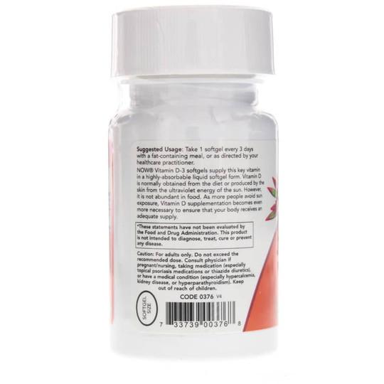 Vitamin D-3 10,000 IU Highest Potency