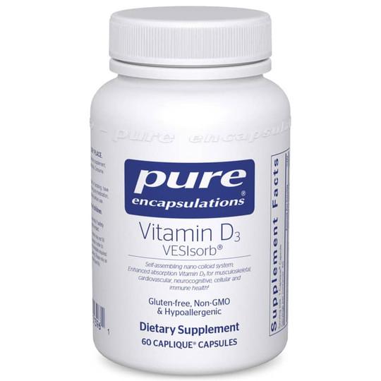 Vitamin D3 VESIsorb
