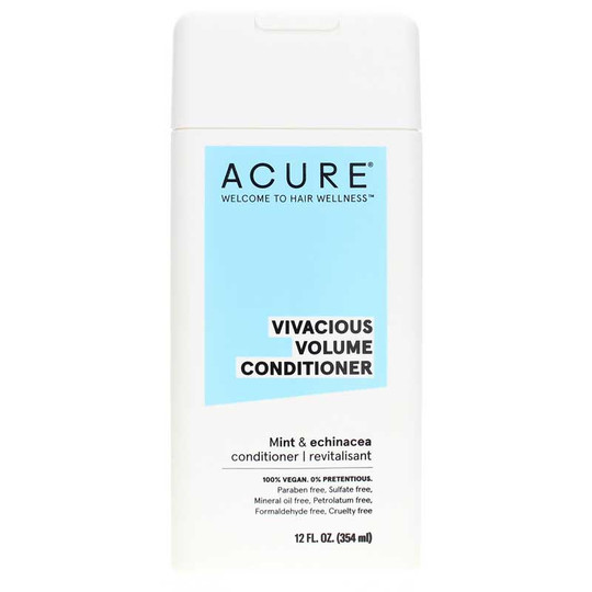 Vivacious Volume Peppermint Conditioner, Acure Organics