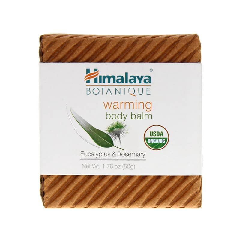 Himalaya Warming Body Balm Eucalyptus & Rosemary 1.76 Oz