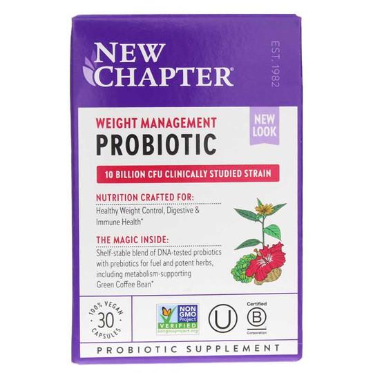 Weight Management Probiotic