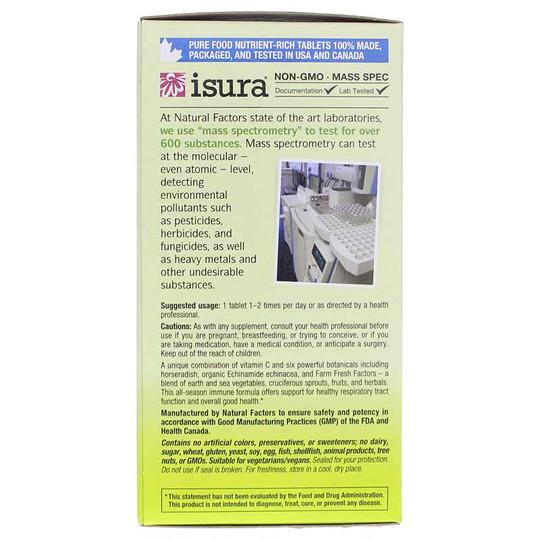Whole Earth & Sea Horseradish Respiratory Support