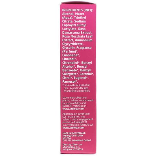 Wild Rose Deodorant Spray