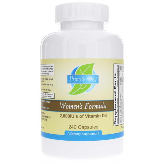 Women's Formula
