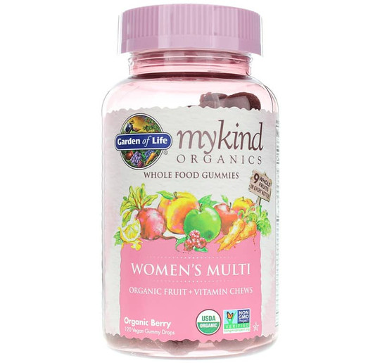 Women's Multi Whole Food Multivitamin Gummies