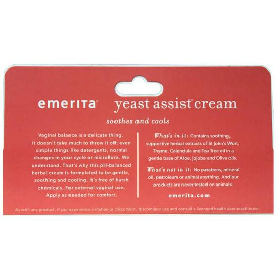 Yeast Assist Cream