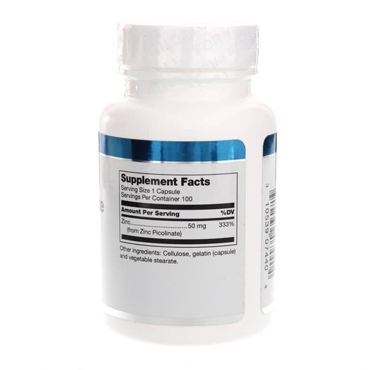 Zinc Picolinate 50 Mg Capsules